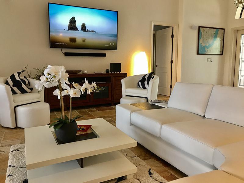 Wohnzimmer Fernseher